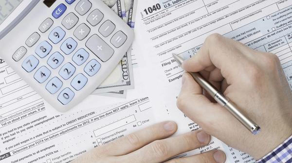 уход налоги